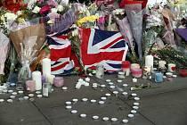 Projevy solidarity s Londýnem