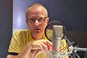 Vynálezce a vedoucí vědeckého týmu Radek Škoda z ČVUT v Praze