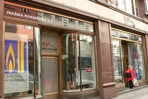 Obchodní kancelář Pražské plynárenské