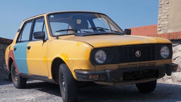 Škoda 105L. Ilustrační foto.