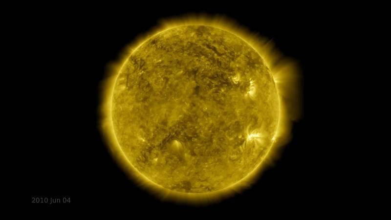Desetiletí Slunce