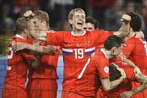 Podle českých fotbalových expertů postoupí do finále společně s Německem i Rusové.