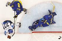 Finky ve velkém severském derby přehrály rivalky ze Švédska a mají bronz.