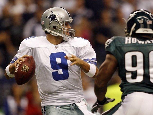 Tony Romo z Dallas Cowboys
