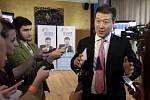 Volby 2013 – Úsvit Přímé Demokracie – Tomio Okamura.