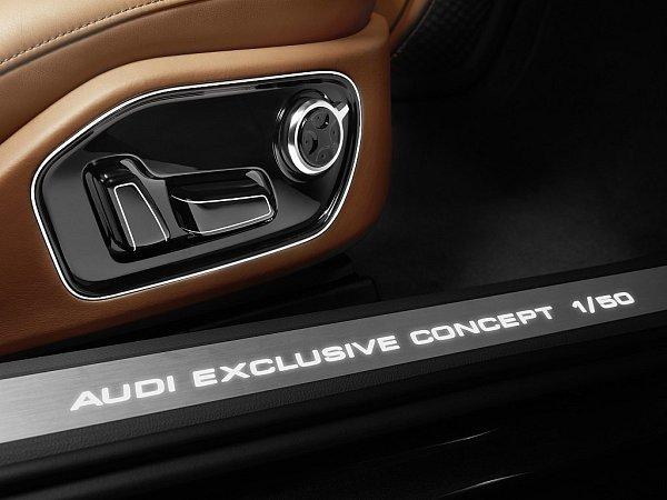 A8 Audi exclusive concept.