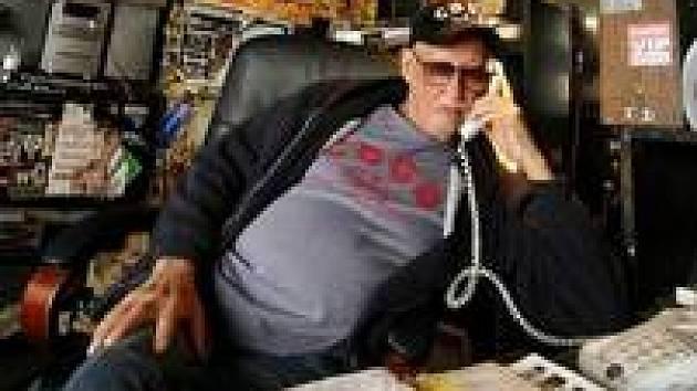 Hilly Kristal, zakladatel klubu CBGB
