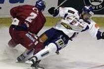 Hokej: Česko - Slovensko