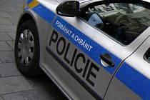 Vůz policie - ilustrační foto.
