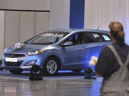 V automobilce Hyundai v Nošovicích na Frýdecko-Místecku se 16. května uskutečnil slavnostní ceremoniál u příležitosti výroby jubilejního miliontého vozu. Letos má v plánu vyrobit 300.000 vozů, což je plná kapacita.