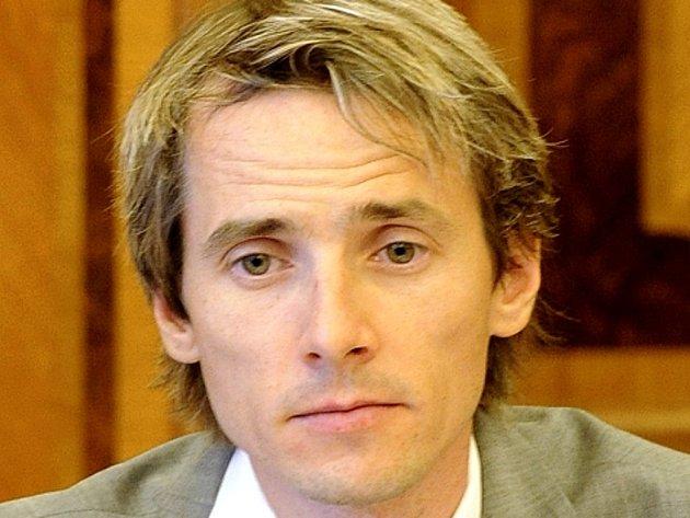 Ředitel sekce zahraničního obchodu a pověřený ředitel agentury Czech Trade Zdeněk Vališ.
