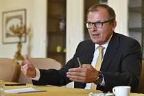 Bývalý český velvyslanec při NATO Jiří Šedivý