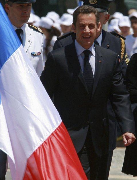 Francouzský prezident Sarkozy se chce během francouzského předsednictví zaměřit především na problém imigrace.