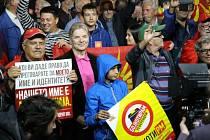 Výsledky makedonského referenda neplatí kvůli nízké účasti