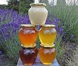 Produkty Včelí farmy Cihlářovi