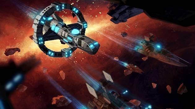 Počítačová hra Sid Meier's Starships.