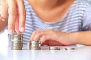 Finance - ilustrační snímek.