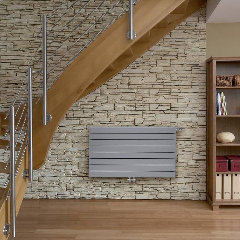 Klasické teplovodní topení už dávno nevypadá jako podivný plechový výlisek.  Je elegantním doplňkem interiéru.