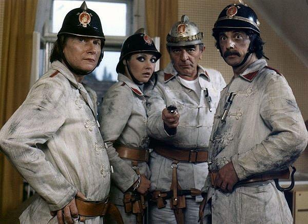 Československý seriál Návštěvníci se stal dětskou legendou 80. let