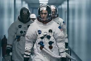 Ryan Gosling ve filmu První člověk
