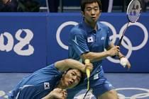 I Jong-te (vzadu)