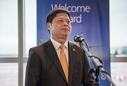 Wu Hongbing, viceprezident CEFC China