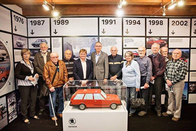JEDEN Z NEJSTARŠÍCH závodů v automobilovém odvětví v Evropě si letos připomíná 110 let od zahájení výroby. Výstava Od milimetru k mikrometru představuje historii a současnost vrchlabské továrny