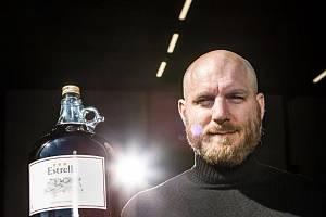 Majitel vinařství Mutěnice a Šardice Tomáš Šupa