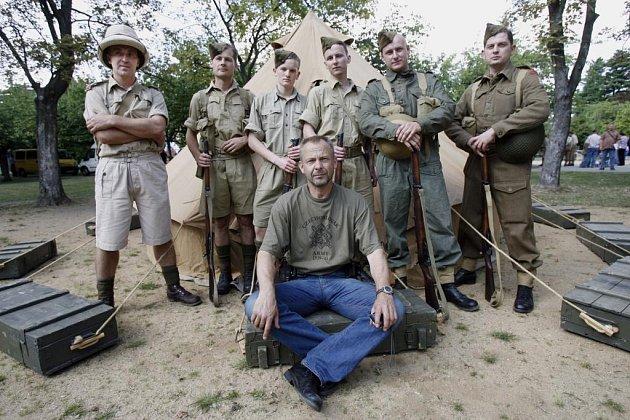 Mladá Boleslav zažila 11. září 2008 premiéru nového válečného filmu Tobruk od režiséra a scénáristy Václava Marhoula.