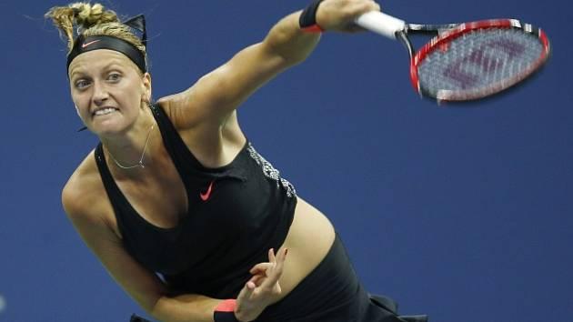 Petra Kvitová prošla do čtvrtfinále US Open