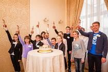 Vyhlášení výsledků soutěže Zlatý oříšek 2015.