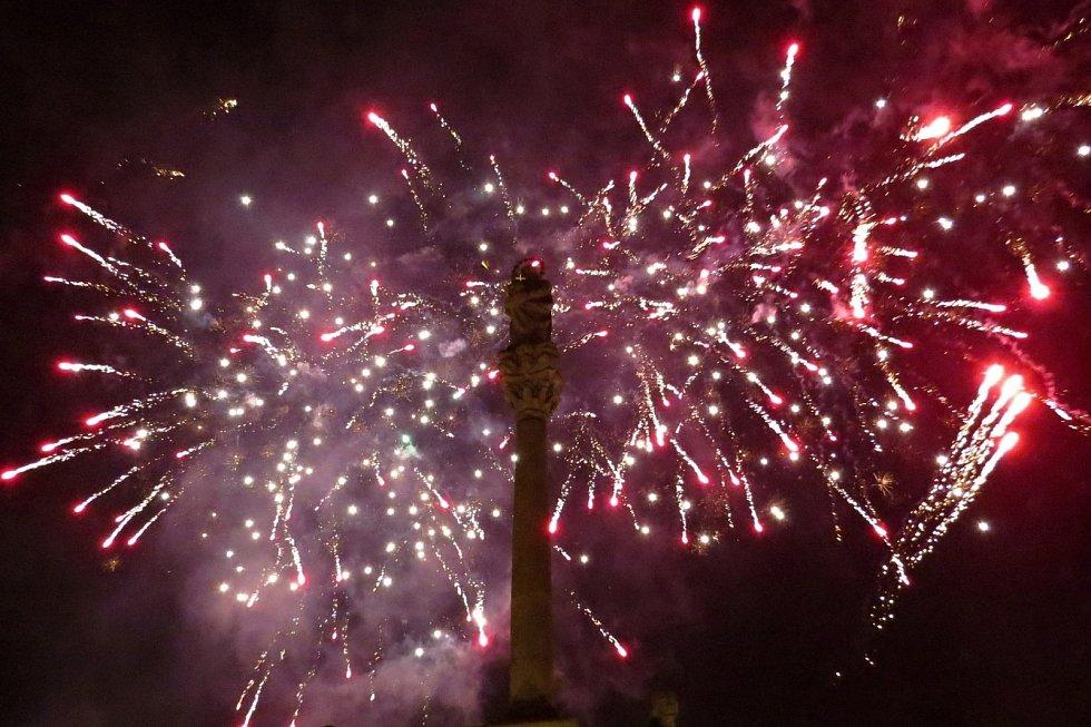 Oslavy konce rouku bude v mnoha městech bez ohňostrojů