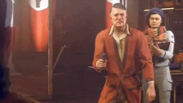 Hra Wolfenstein II: Nový kolos v cenzurované verzi