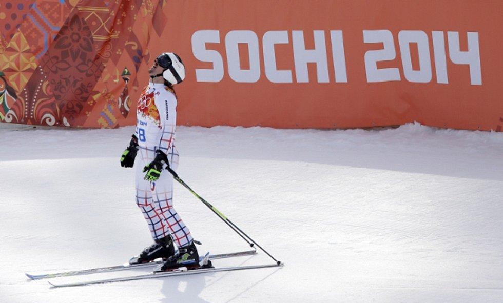 Rok 2014: Ondřej Bank v Soči zářil, ale medaili nezískal