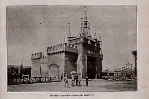 Před 130 lety se vPraze otevřely brány Jubilejní zemské výstavy.