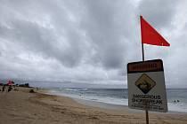 V Atlantiku zuří tropická bouře