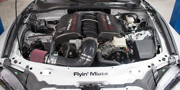 Flyin' Miata V8525HP.