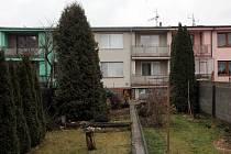 Řadový dům manželů Kovářových v Uherském Brodě.