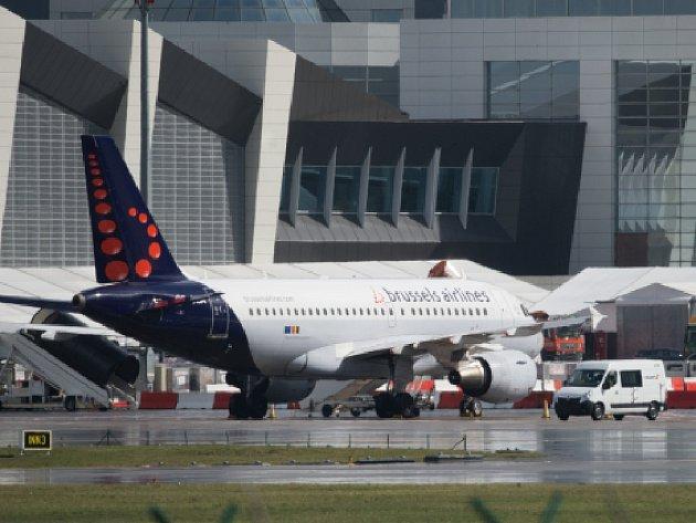 Bruselské letiště.