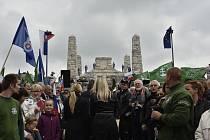 V Brezové pod Bradlom na Slovensku se konala 4. května 2019 vzpomínková akce u příležitosti 100. výročí tragického úmrtí spoluzakladatele Československa Milana Rastislava Štefánika.