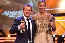 Tenistka Angelique Kerberová a gymnasta Fabian Hambüchen se stali sportovci roku v Německu.