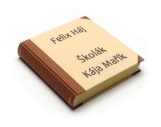 Kniha Školák Kája Mařík