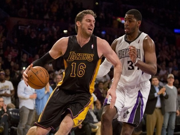 Los Angeles Lakers - Sacramento Kings
