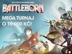 Turnaj v počítačové hře Battleborn.