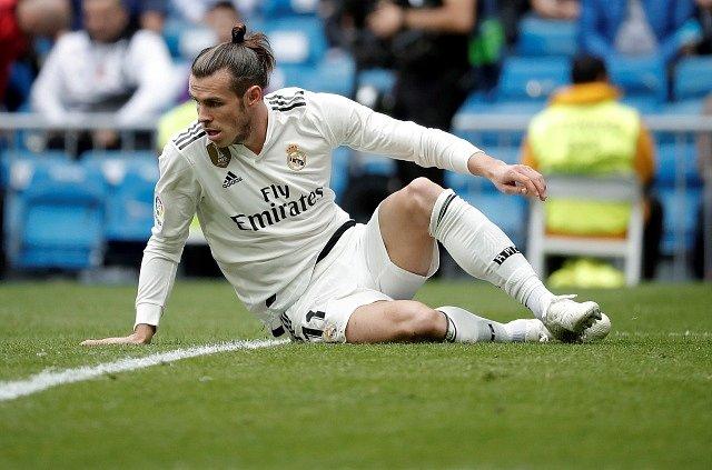Jedna z největších hvězd týmu – útočník Gareth Bale.