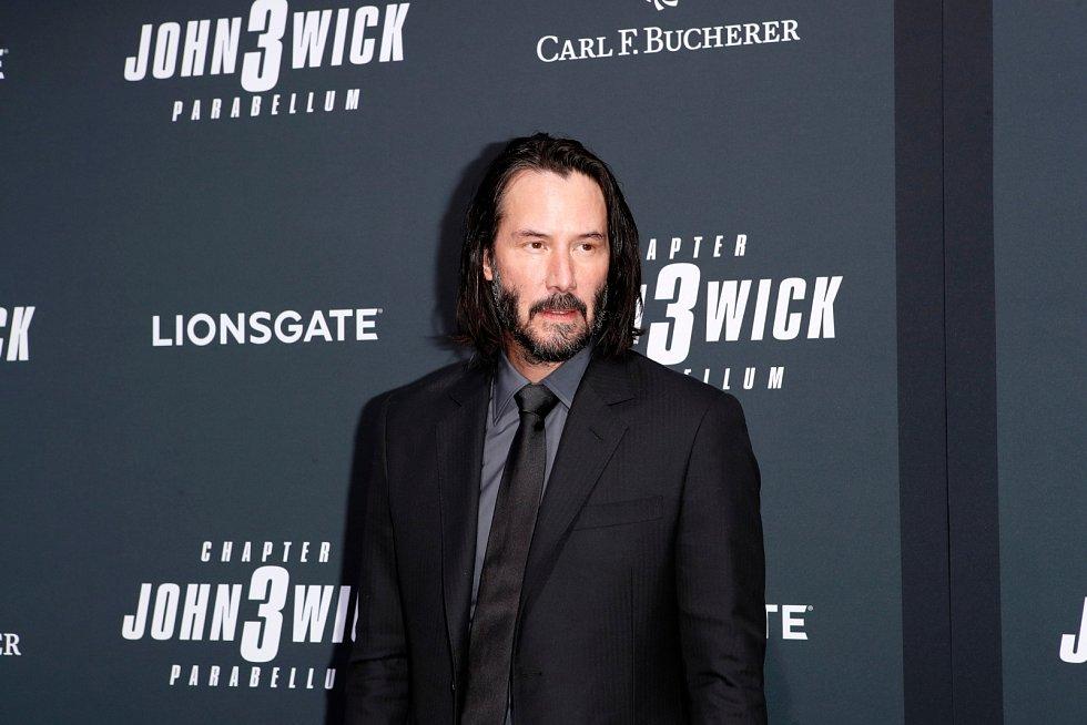 Keanu Reeves ztvárnil mnoho nezapomenutelných rolí, včetně té ve filmu John Wick.