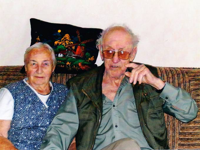 Marie a František Chalupovi