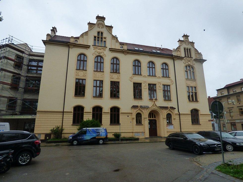 Obchodní akademie v Českých Budějovicích
