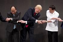 Donald Trump na Filipínách