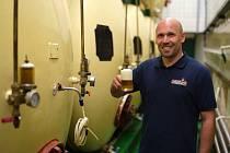 Pivovar, který proslavily známé Postřižiny. Sládek Valenta